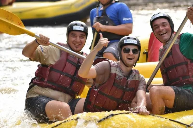 Brotas (SP) é a capital nacional do ecoturismo e turismo de aventura