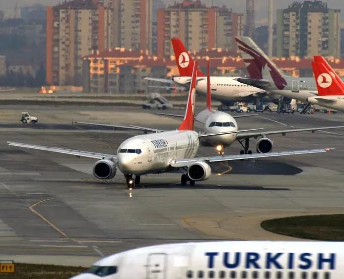 Turkish Airlines tem voos para a Europa a partir de US$ 669