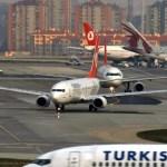 Turkish Airlines comunica alteração de voos devido à forte nevasca