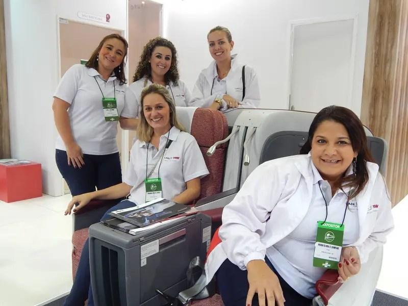 Grupo LATAM participa do Festuris 2015