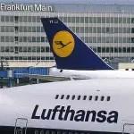 Lufthansa cancela 929 voos e 113 mil passageiros serão afetados