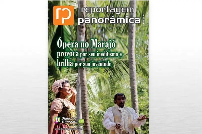 DIÁRIO transforma matéria especial do Marajó na 10ª edição da