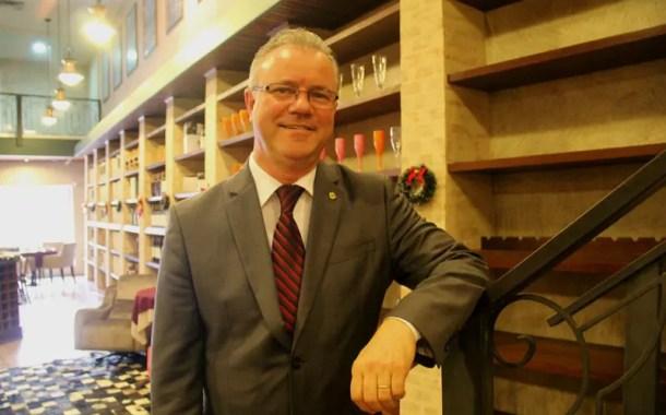 José Ozanir, VP de operações da rede Bourbon: