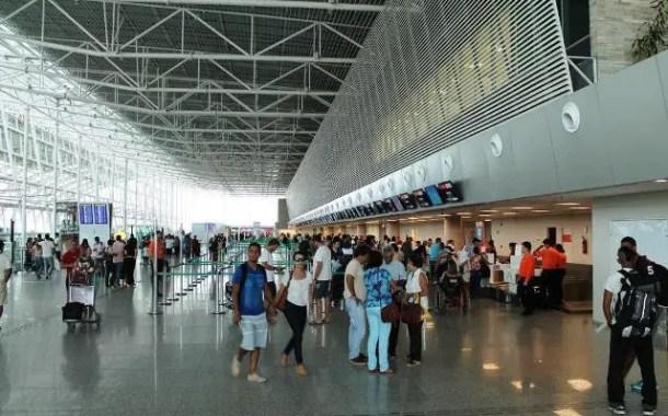 Aeroporto de Natal deve receber 60 mil passageiros no carnaval
