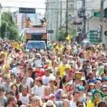 Mais de 80% do público na Vila Madalena (SP) não foi acompanhar blocos do Carnaval de Rua