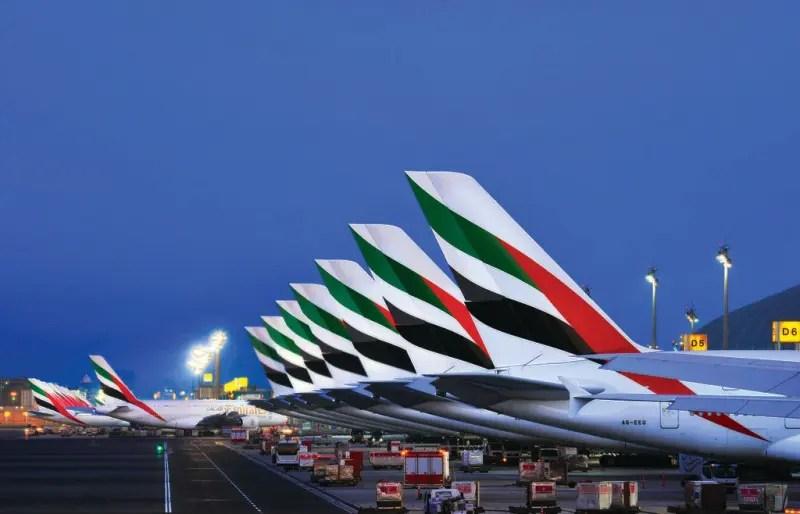 Emirates tem valor da marca acrescida em 17%, atingindo US$ 7,7 bilhões