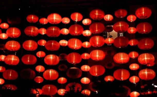 Festival das Lanternas encerra Ano Novo Chinês na Praça Roosevelt