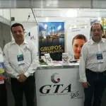 Anderson Marques, da GTA, apresenta novos produtos no Salão Paranaense