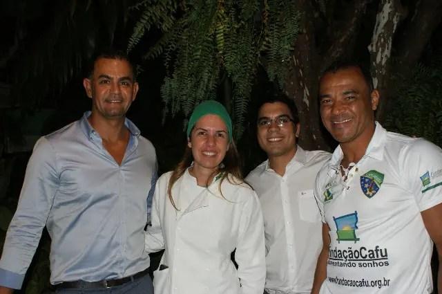São Paulo Restaurant Week é lançada com participação da Fundação Cafu