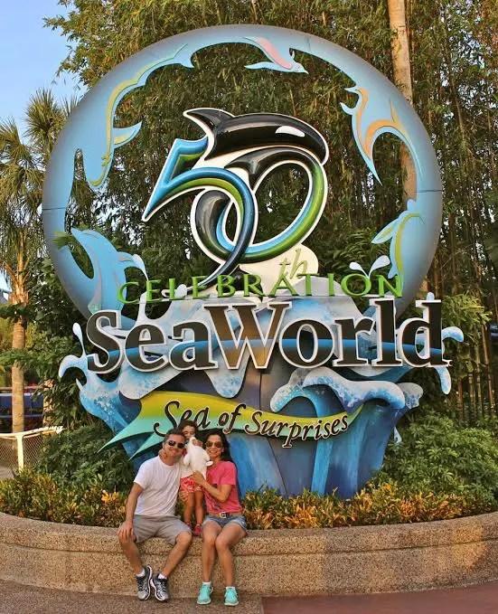 SeaWorld Orlando, uma grata surpresa