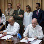 Cuba e Aruba assinam acordo de cooperação para turismo