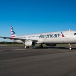 American Airlines recebe o seu primeiro Airbus A321 feito nos Estados Unidos