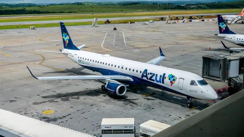 Azul ainda pode tirar mais 8 aviões da frota, diz presidente