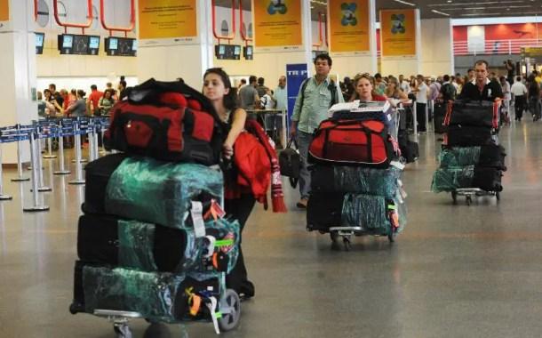 TJ-SP aumenta para R$ 4 mil indenização por extravio de bagagem