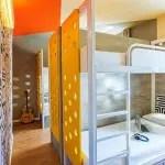 Ibis Budget oferece hospedagem em quartos compartilhados