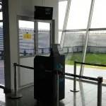 Aeroporto de Joinville ganha novo portão de embarque