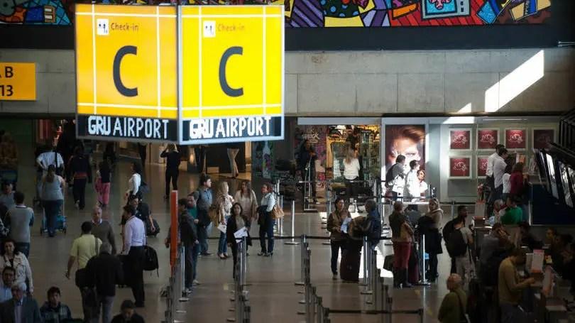 ANAC reforça fiscalização em aeroportos