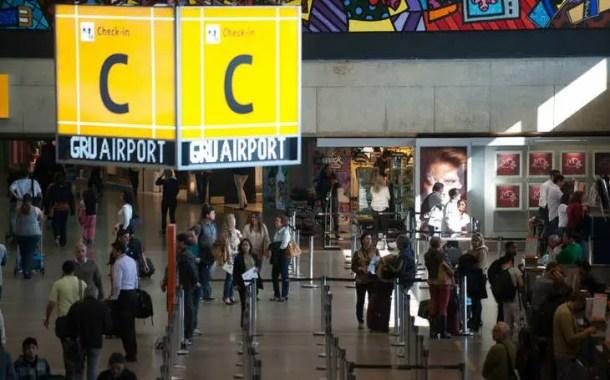 Aeroporto Internacional de São Paulo é melhor do Brasil, diz pesquisa