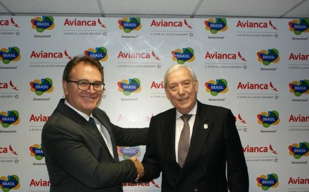 Embratur firma parceria com Avianca para promover Brasil em mercados americanos