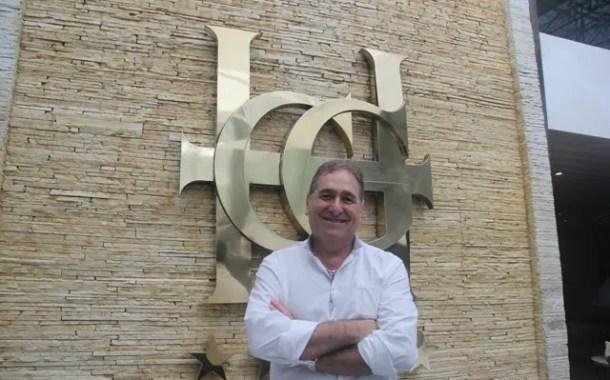 Lourival de Pieri, diretor geral do Casa Grande Hotel: