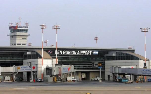 Aeroporto de Tel Aviv está entre os melhores do mundo, segundo publicação