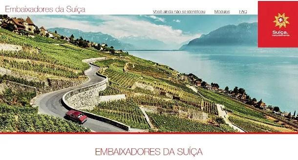 Switzerland Tourism apresenta e-learning para o mercado brasileiro