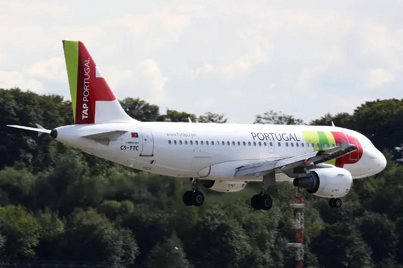 TAP amplia em 12% seus voos no final do ano