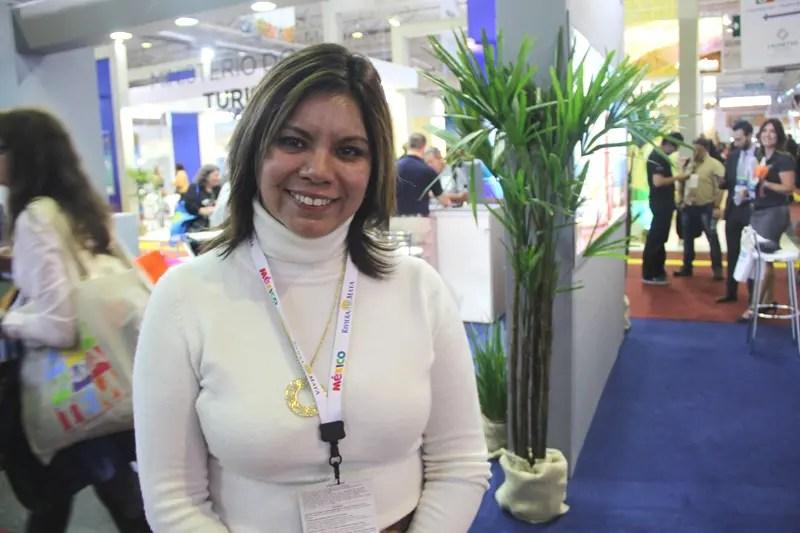 """Diana Pomar, da CPTM: """"México receberá 304 mil brasileiros este ano"""""""