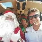 Grand Palladium terá Papai Noel chegando de helicóptero
