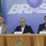 Temer anuncia acordo com Congresso para impedir anistia a caixa 2