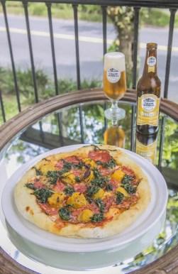 Prato do restaurante Di Farina que será oferecido durante o Festival Petrópolis Gourmet 2017. (Foto: Bruno Wanderley)