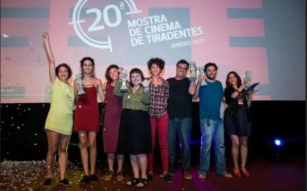 Confira os premiados na 20ª Mostra de Cinema de Tiradentes