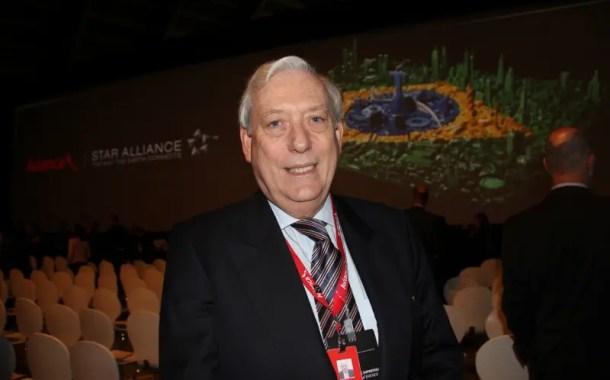 Ian Gillespie, da Avianca Internacional, fala ao DIÁRIO