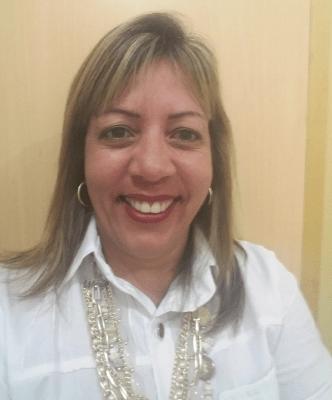 Irma Karla Barbosa, guia de turismo e presidente da Fenagtur gestão 2014/2017. (Foto: divulgação)