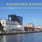 Pier Mauá lança promoção: melhor foto ganha cruzeiro com acompanhante