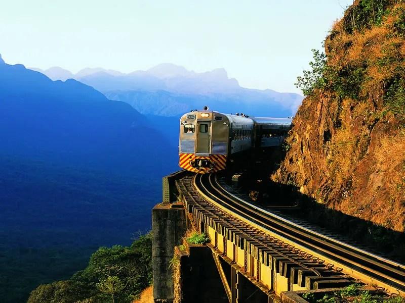 Operadora anuncia temporada de passeio de trem pela Serra do Mar Paranaense