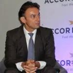 "Patrick Mendes, CEO da AccorHotels América do Sul: ""ter Nicolas Sarkozy conosco é incrível"""