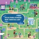 Cartilha para viajante LGBT é premiada