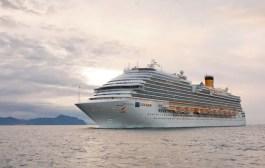 Costa Cruzeiros fortalece medidas de precaução a bordo dos navios