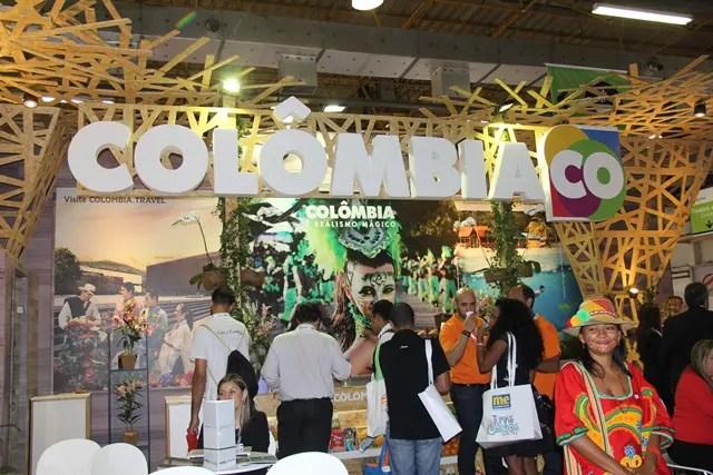 Turismo da Colômbia não se abate com desastre natural
