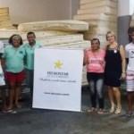 IBEROSTAR apoia campanha social em comunidade no litoral da Bahia (RETRO 2017)