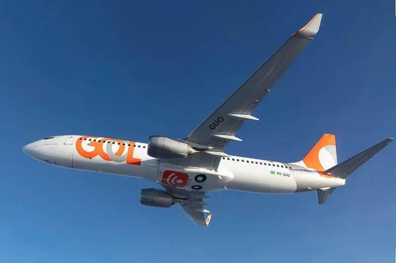 GOL escolhe Pernambuco para sua primeira produção Air-to-Air