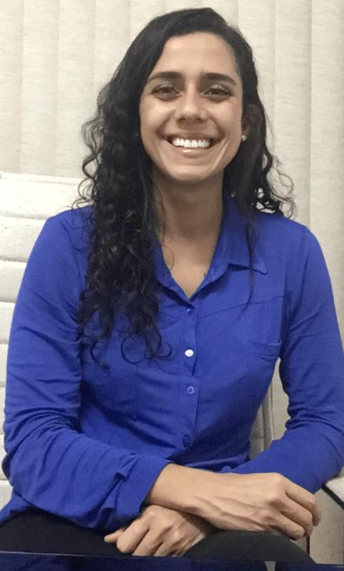A psicóloga Lidiane Pontes tem formação em Terapia Cognitivo-Comportamental pelo Centro de Psicologia Aplicada e Formação, CPAF-RJ (Foto: divulgação)