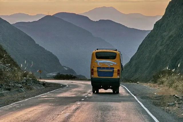Viagem de ônibus é a opção mais escolhida para conhecer a América do Sul
