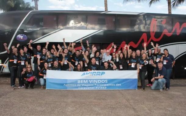 Período para inscrições nas Caravanas AVIRRP 2017 está em sua última semana