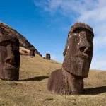 Rano Raraku: a fábrica de moais da Ilha de Páscoa