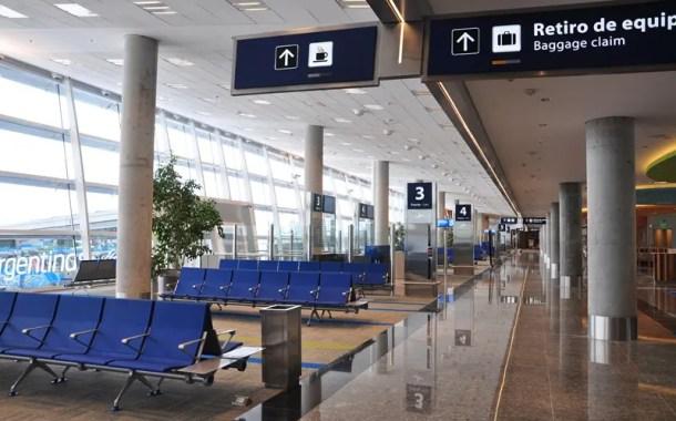 Aeroporto de Buenos Aires (Ezeiza) terá sinalização em Português