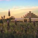 Monges e budistas estrangeiros são esperados no Templo Kadampa Brasil, em Cabreúva/SP
