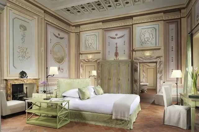 Castello del Nero, Toscana, Itália (Foto: divulgação)