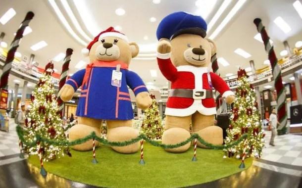 LATAM Airlines Brasil começa a montar decoração de Natal em Congonhas